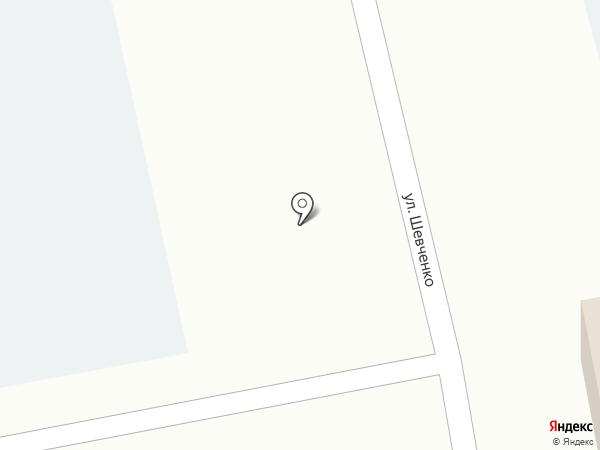 Киоск фастфудной продукции на карте Томилино