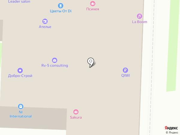 Адвокатский кабинет №2439 на карте Балашихи