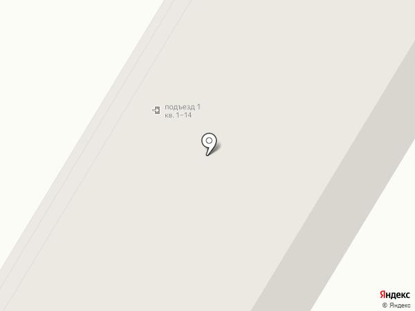 МКБ Дом-банк на карте Домодедово