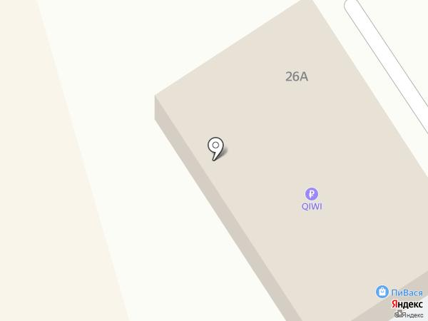 Супермаркет на карте Киреевска
