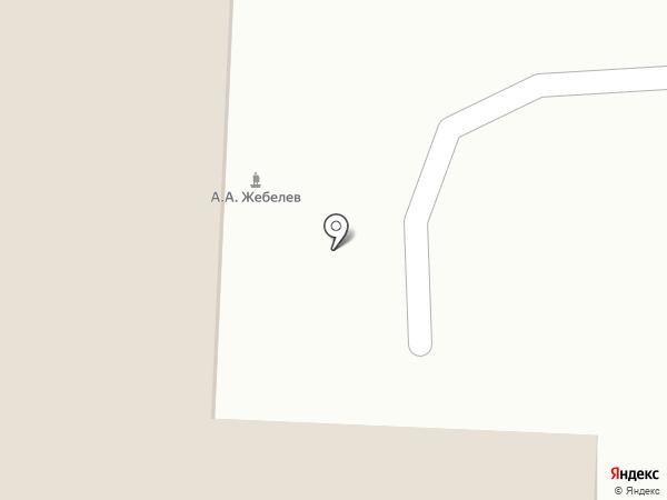 Пожарно-спасательный отряд №209 им. А.А. Жебелева на карте Некрасовки