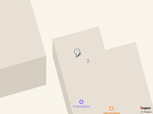 Магазин мебели на карте Киреевска