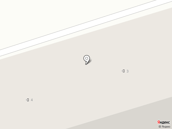 Канцпарк на карте Киреевска