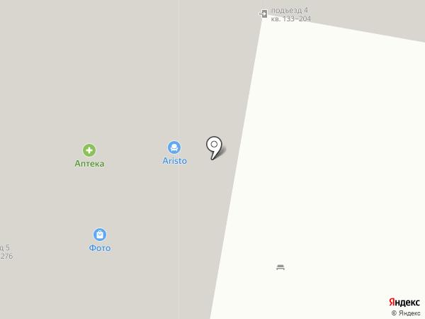 Сеть салонов мебели на карте Балашихи
