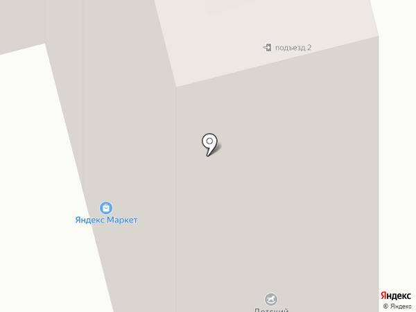 CityStyle на карте Балашихи