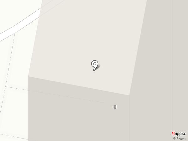 Ирина на карте Балашихи