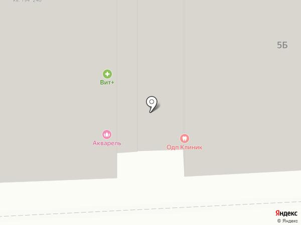 Профидент групп на карте Балашихи