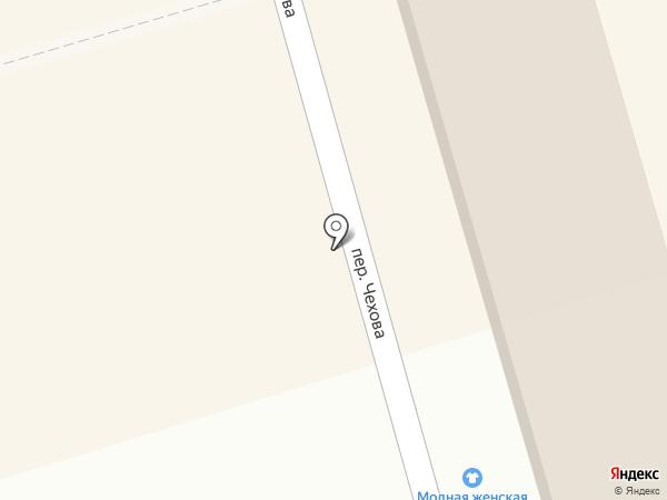 Дубки на карте Киреевска