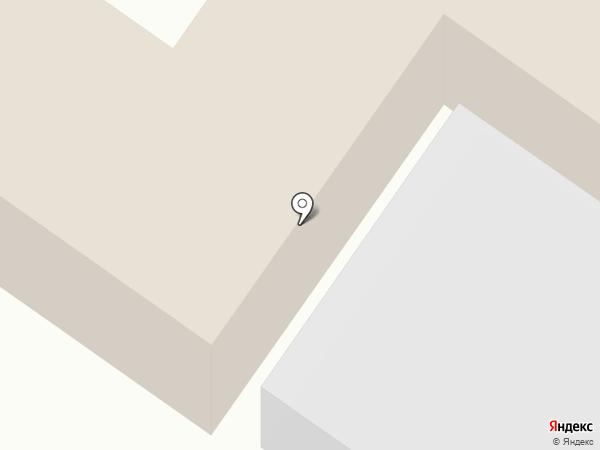Колос на карте Макеевки
