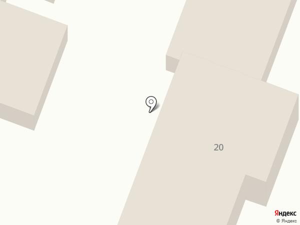 Алекс Восток на карте Макеевки