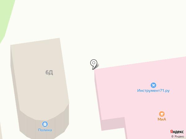 Ваш лекарь на карте Киреевска