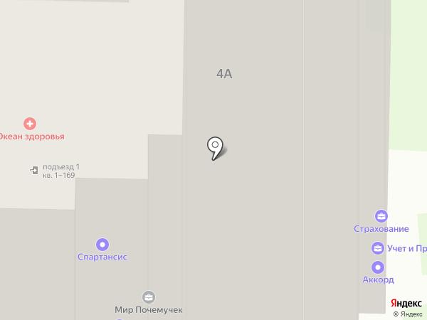 Woodbine.ru на карте Балашихи