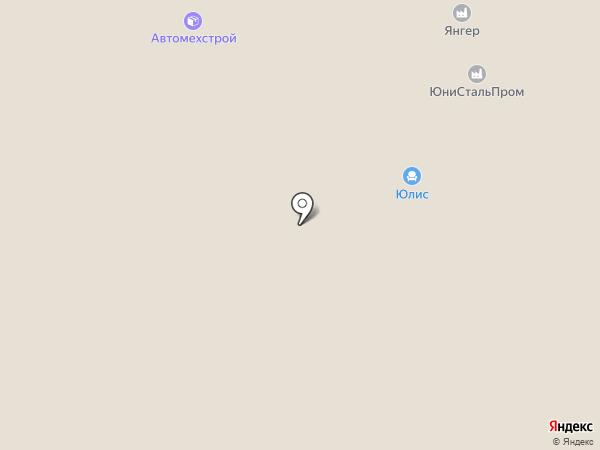 ЭЛКИТ ГРУПП на карте Ивантеевки