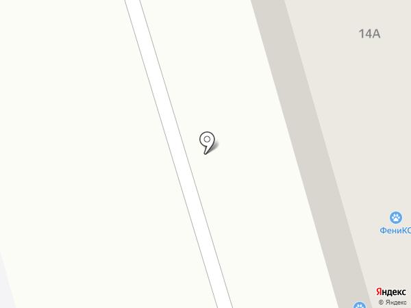 Займ-Экспресс на карте Киреевска