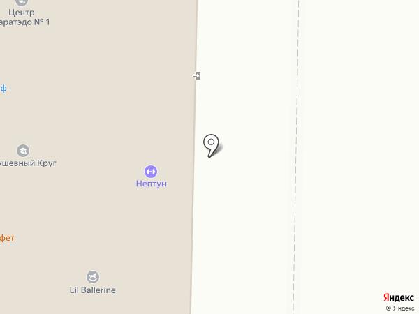Каратэ-до №1 на карте Балашихи