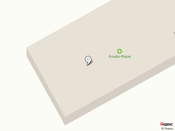 Панацея, аптека Фармед на карте Макеевки