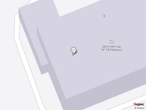 Детский сад №27 на карте Домодедово