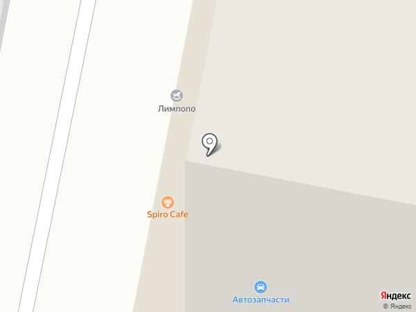 Лимпопо на карте Балашихи