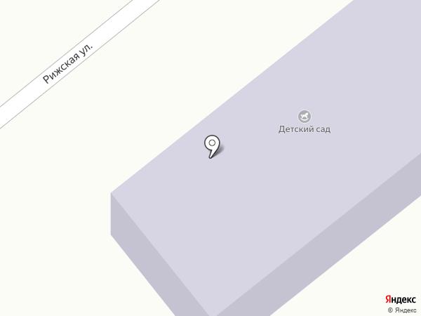 Детский сад №161 на карте Макеевки