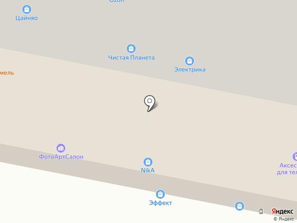 Знайка на карте Балашихи