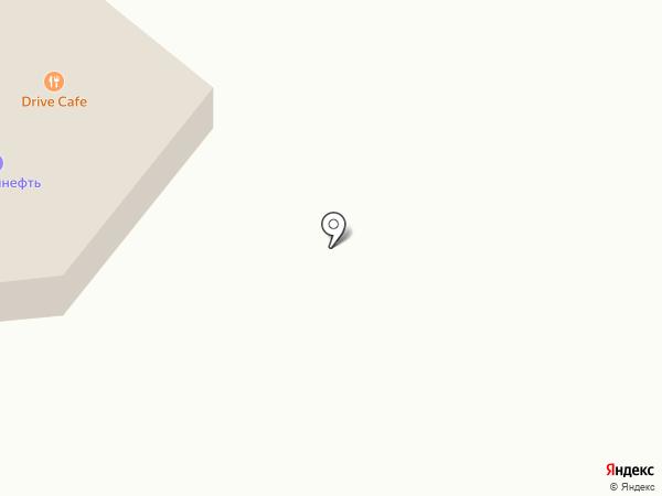 АЗС UNKOIL на карте Лесного