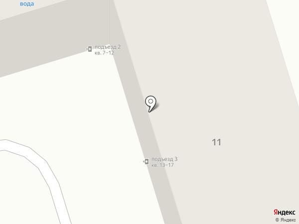 Мясной двор на карте Киреевска