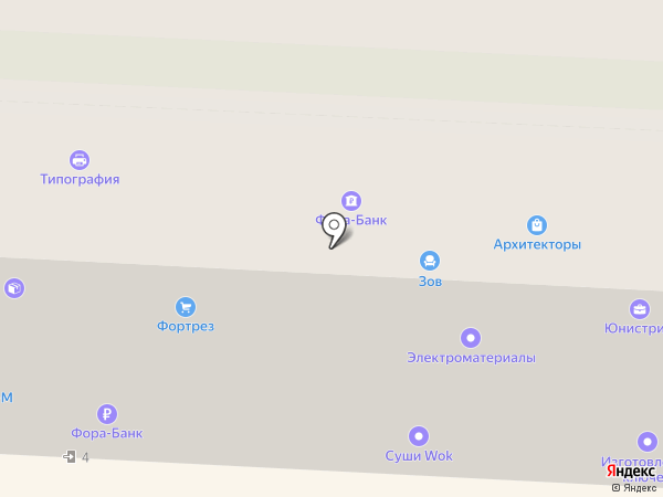 Элементарно на карте Балашихи