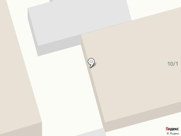 Рем-Строй на карте Киреевска