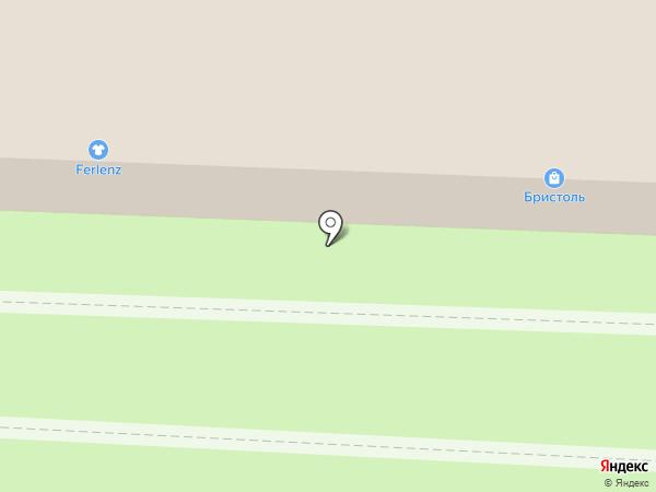 L`ОБУВЬ на карте Балашихи