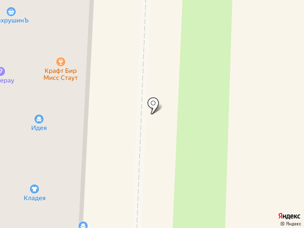 Хеликс на карте Балашихи