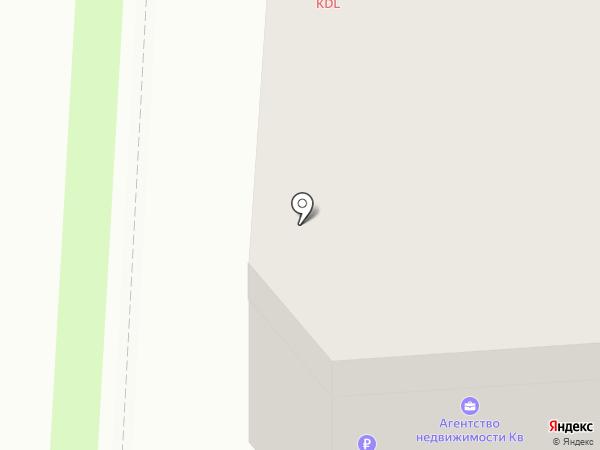 Аквафор на карте Балашихи