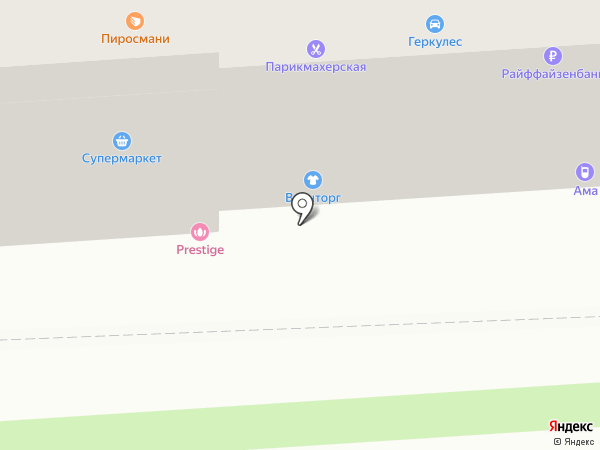 АМА на карте Балашихи