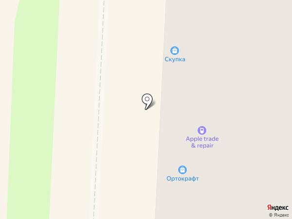 Sкупка на карте Балашихи