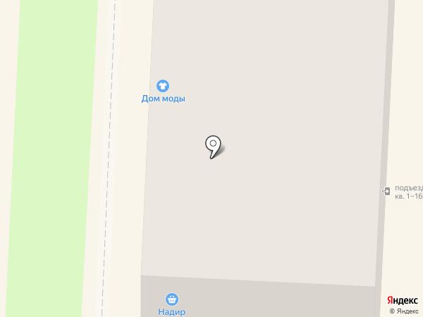 Банкомат, Банк Возрождение, ПАО на карте Балашихи