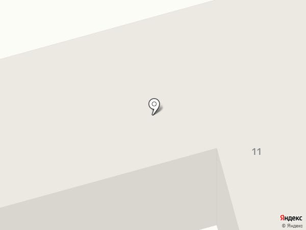 Детский сад №29 на карте Макеевки