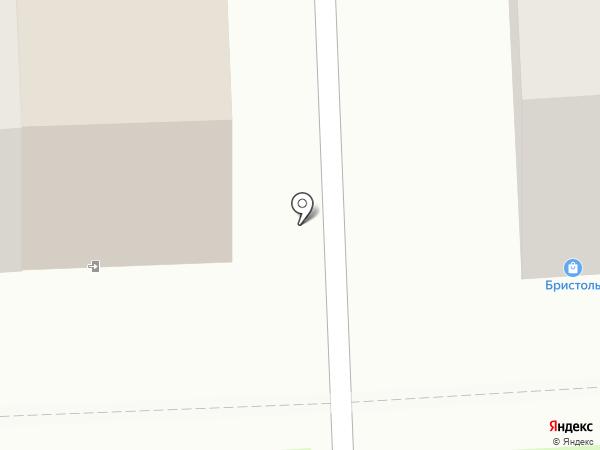 Лион на карте Балашихи