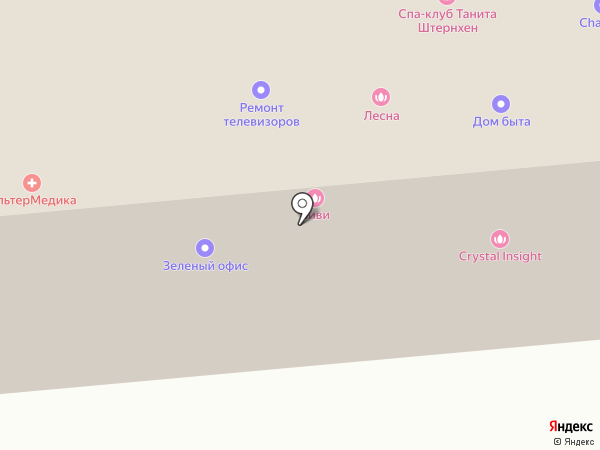 Allure на карте Балашихи