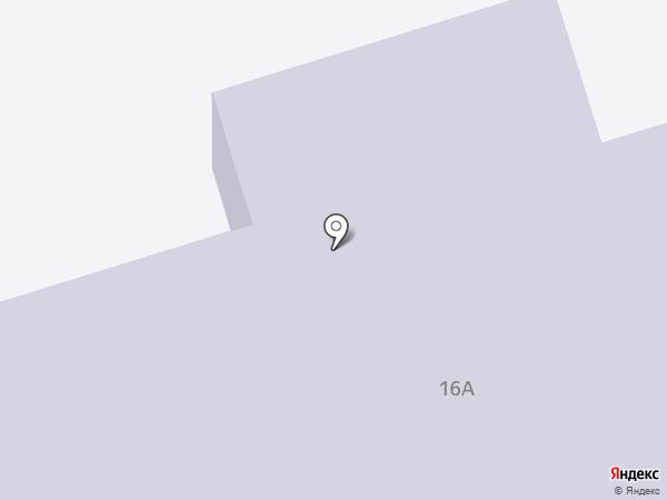 Детский сад №6, Аленушка на карте Киреевска