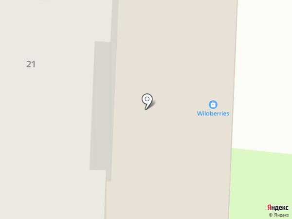 ABCDE на карте Балашихи