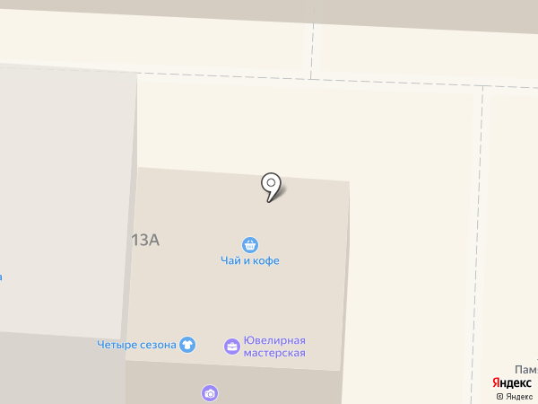 Interiora на карте Балашихи