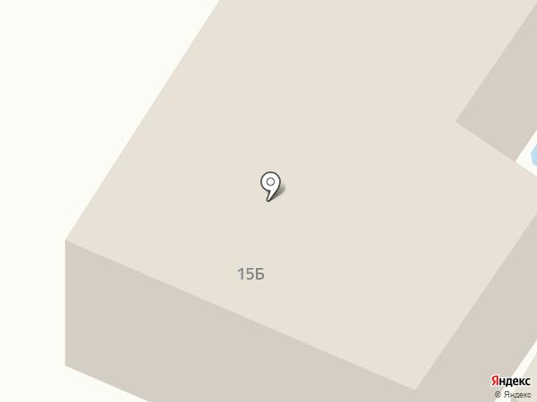 Castro на карте Геленджика