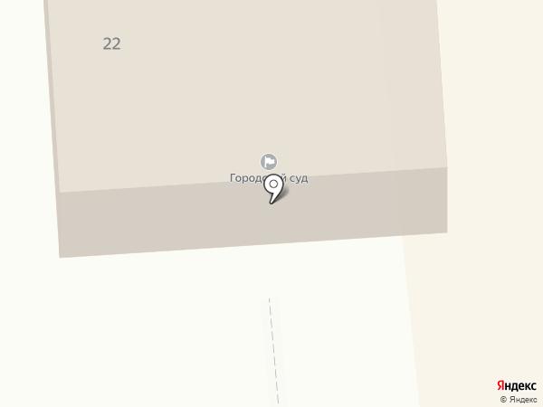 Ивантеевский городской суд на карте Ивантеевки