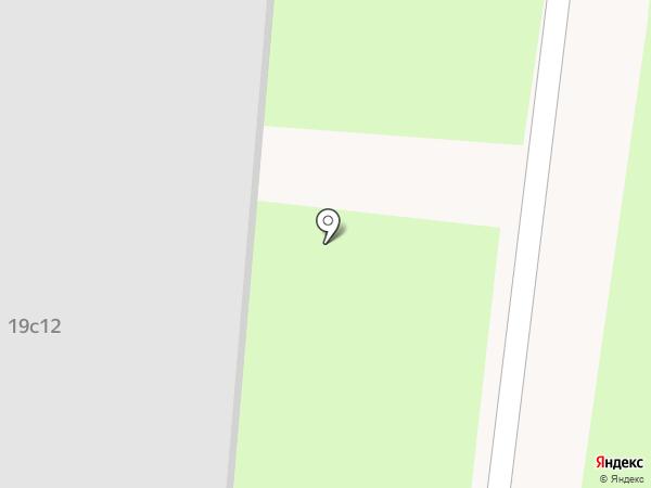 Многопрофильная клиника медицинской реабилитации на карте Некрасовки