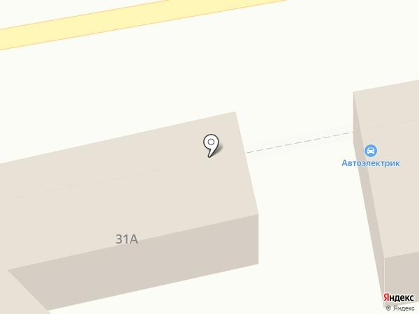 Магазин автозапчастей на карте Томилино