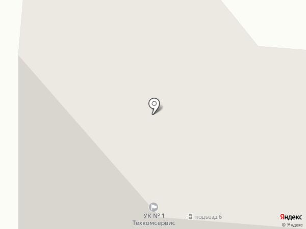 Умка на карте Ивантеевки