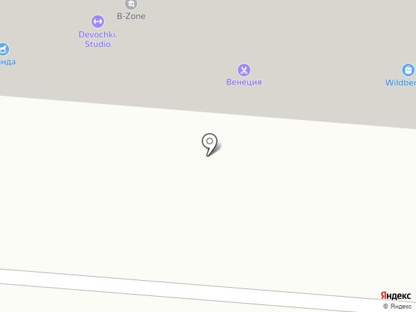 Венеция на карте Ивантеевки