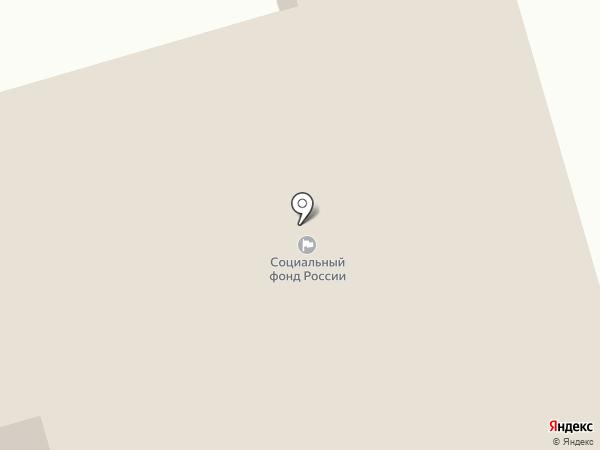 Управление пенсионного фонда РФ в г. Туле на карте Киреевска