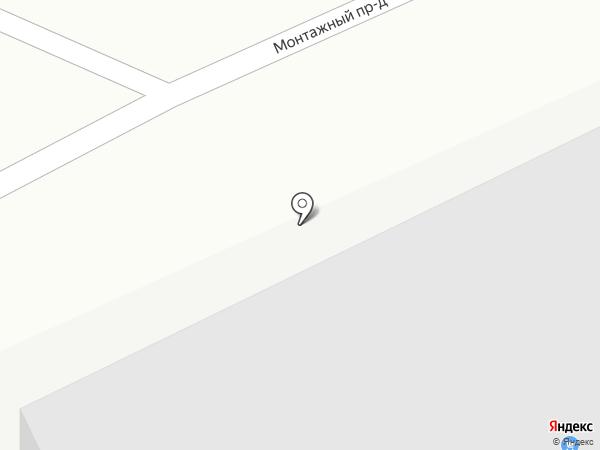 Омерта на карте Балашихи