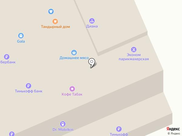 Верный на карте Ивантеевки