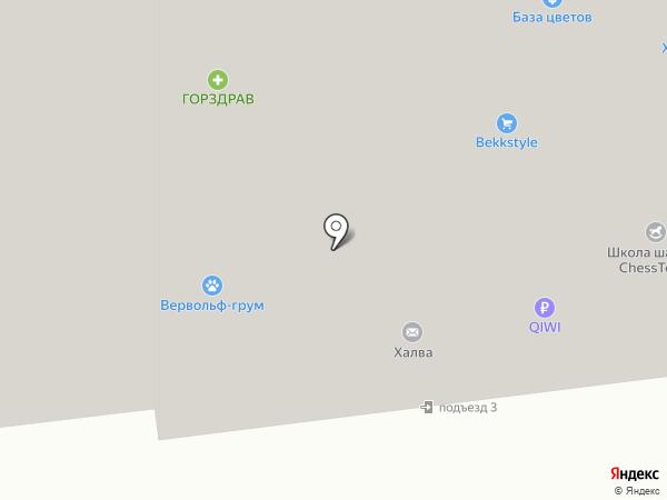 VeGreenLife на карте Ивантеевки